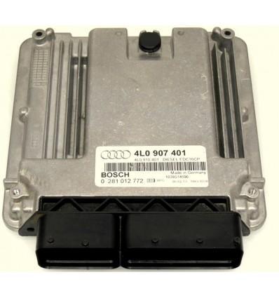 KOMPUTER 4L0907401 0281012772 AUDI Q7 3.0 TDI