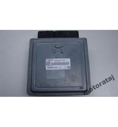 AUDI A4 2.0 03G906018AQ 5WP45549AG SIMOS PPD1.3